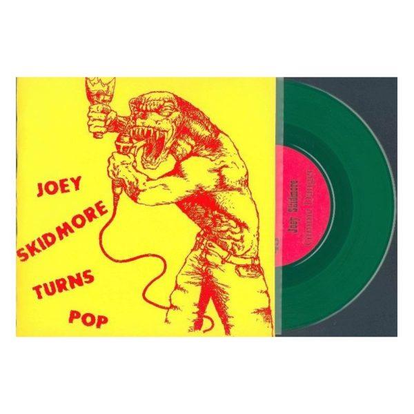 Joey Skidmore : Turns pop - RUE 002