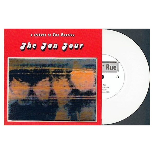 The Fan Four : A Tribute To The Beatles - RUE 013