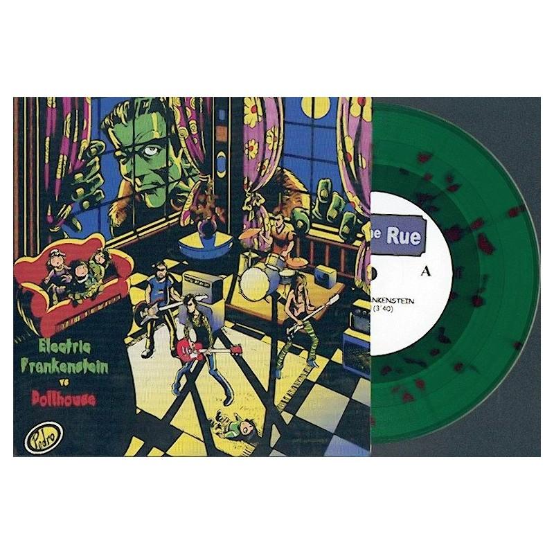 Electric Frankenstein vs Dollhouse - RUE 015