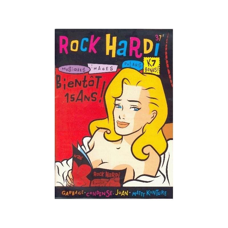 ROCK HARDI n° 26