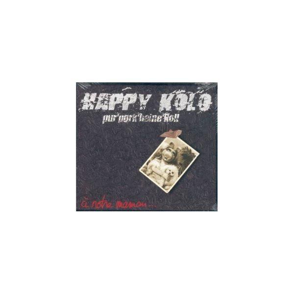HAPPY KOLO - Pur'pork'haine'roll