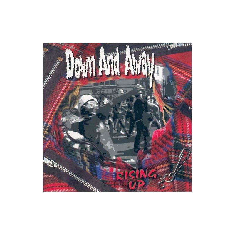 DOWN AND AWAY - Rising up