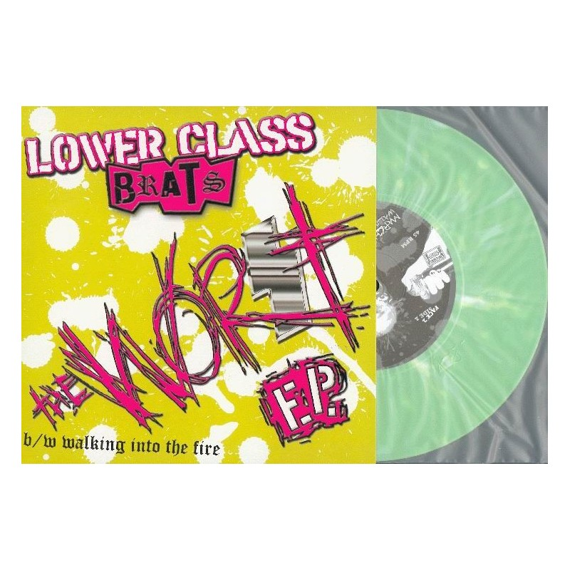 LOWER CLASS BRATS - The worst EP