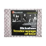 RICKSHAW – Tender songs of love – LP