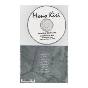 MONO'KIRI – Surviving on dreams and casual sex