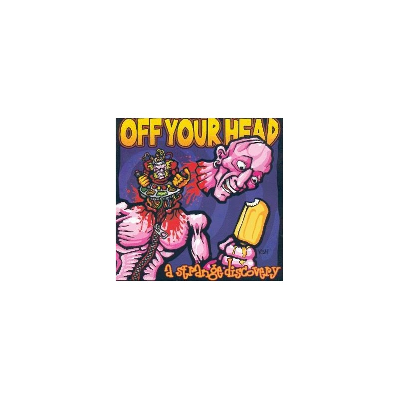 OFF YOUR HEAD - A strange discovery