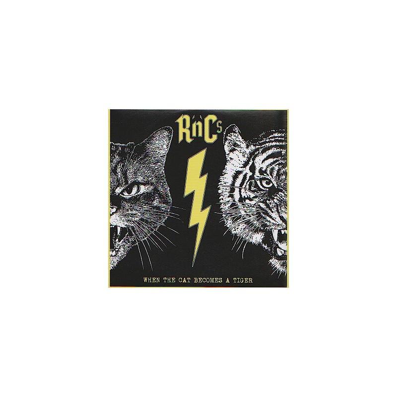 R'n'C's : When the cat becomes a tiger - RUE 025 - LP + CD