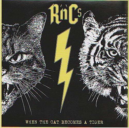 R'n'C's : When the cat becomes a tiger - RUE 025 - CD
