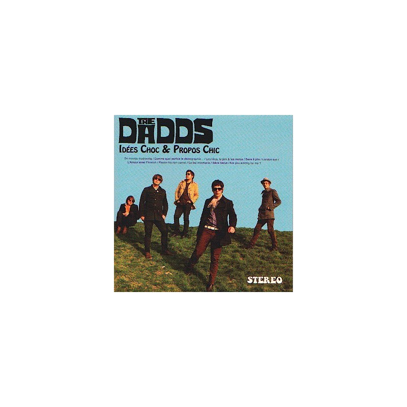 The DADDS - Idées choc & propos chic