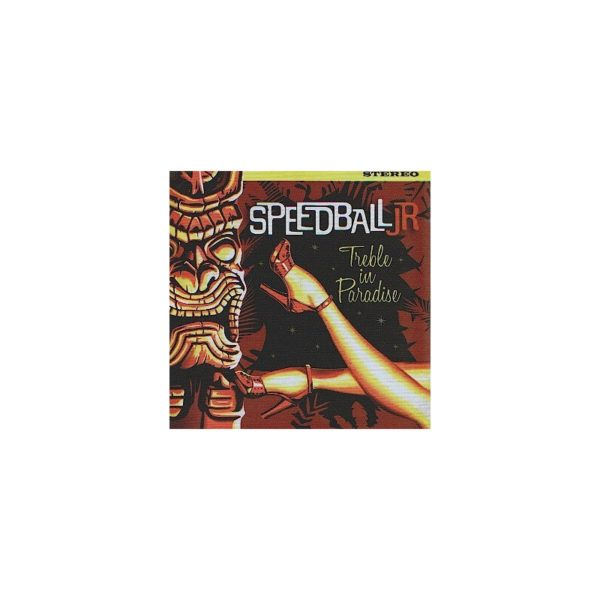 SPEDBALL JR - Trebel in paradise
