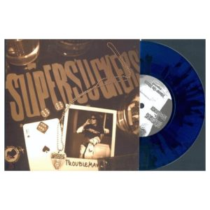 SUPERSUCKERS - HANGMEN : Split single