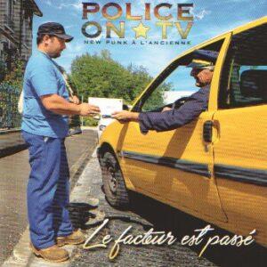 POLICE ON TV – Le facteur est passé