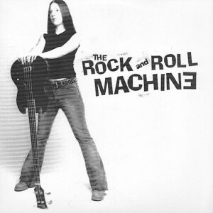The ROCK AND ROLL MACHINE – Pump gas