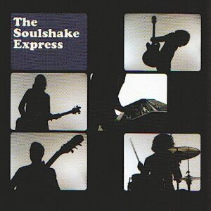 The SOULSHAKE EXPRESS – CD