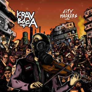 KRAV BOCA – City hackers – LP